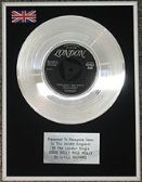 "LITTLE RICHARD -7""Platinum Disc - GOOD GOLLY MISS MOLLY"